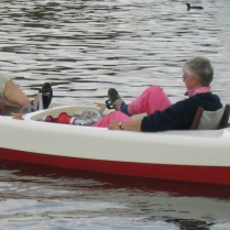 Winsome Pedal boat