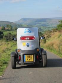 Low energy rural travel - Twizy style